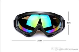 Wholesale Wholesale Carbon Bike Frames - Cool X400 UV Protection Goggle Glasses Stylish Motorcycle Bike Cycling Ski Glasses ABS Plastic Glass frame