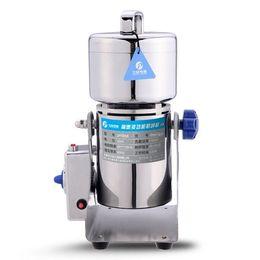 Wholesale Universal Drill Grinder - 400g Grains Grinder High-Speed Universal Mills