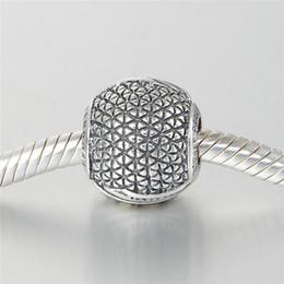 2019 encantos em massa Encantos rosca a granel S925 prata esterlina serve para pandora estilo charme pulseiras frete grátis aleCH619H9 encantos em massa barato