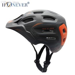 Wholesale Outdoor Vents - Wholesale-Adult Cycling Bicycle Helmet Integrally-molded Outdoor Mountain Bike Helmet casco bicicleta 19 Air Vents 56-62cm