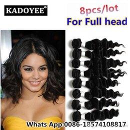 Wholesale Cheap Full Head Human Hair - For Full Head Peruvian Virgin Loose Wave 6a Virgin Kinky Curly Unprocessed Human Hair Extension For Black Women Cheap Hair Bundles Weave