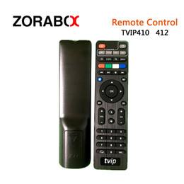 Wholesale Iptv Remote - Tvip Remote Control No Battery Work For IPTV Box Tvip 412 Tvip410