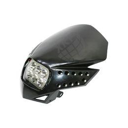 Ktm led online-LED HeadLight Street Fighter Dirt Bike para XR KTM Ninja KLX ZX6R EX250 CRF CBR