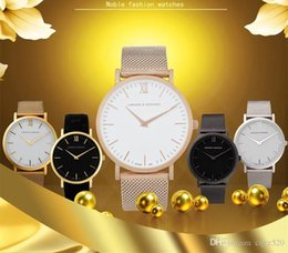 Wholesale Complete Table - DW relogio Men's Watches 2016 New Date Men calendar Leather Watches Casual Fashion Army table Stainless Masculino Relogio Reloj Quartz