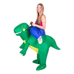 3 Size Anime Cosplay Waterproof Polyester Halloween Fancy Dress Costume Inflatable Dinosaur Costume for Kid Or Adults  sc 1 st  DHgate.com & Adult Fancy Dinosaur Costumes Canada   Best Selling Adult Fancy ...