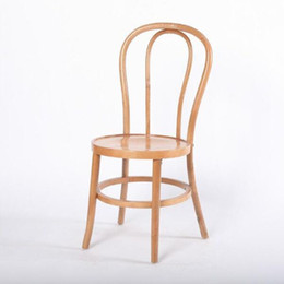 Wholesale Modern Wood Dining Chairs - bentwood chair, restaurant chair, thonet chair, wood dining chair