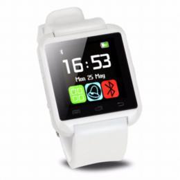 Wholesale Irulu Phones - iRULU U8 Bluetooth Smart Watch Wrist Watch for Samsung S4 Note 2 Note 3 HTC LG Huawei Xiaomi Android Phone Smartphones 2015 New