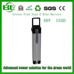 Chinesische fahrradmarken online-Chinese wholesale freies Verschiffen nagelneu E-Fahrrad 48V 15Ah Li-Ionbatterie 48V 500W 750W elektrische Fahrradbatterielithiumbatterie