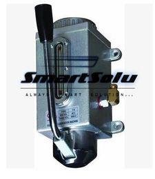 Wholesale Pump Casting - High Quality Y-8 hand pressure pump Manual pump Lubricating pump for CNC machine tool Lubricator Cast aluminum base