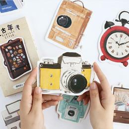 Wholesale Vintage Postcard Pack - Wholesale- 30 pcs pack Vintage groceries Greeting Card Postcard Birthday Letter Envelope Gift Card Set Message Card