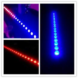Barras de lavagem led ao ar livre on-line-Luz conduzida 18pcs da arruela da parede / diodo emissor de luz exterior Barra do pixel 3w RGB 3in1 comprimento de IP65 6CH / 18CH / 54CH 1000mm
