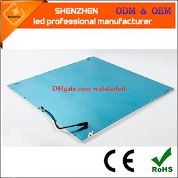 Wholesale First Direct - first class square 600 600 led panel light ceiling panel 2x4 factory direct panel led suspended ceiling panel customized