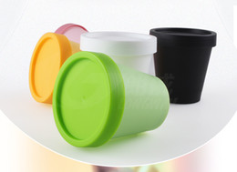 Wholesale Pp Container Suppliers - Free shipping 100pcs 200g cylinder mask PP bottle, facial mask cream jars,containers split charging jars supplier