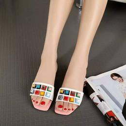 Wholesale Designer High Heel Women Shoe - 2016 New Fashion Luxury Designer Women Rhinestone Genuine Leather Heel Brand Women Sandal High Heels Ladies Shoes