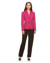 Wholesale Slim Fit Work Suit - Women Fashion Suit Candy Color Slim Fit Blazer And two button woman suit formal Professional work suit beautiful woman