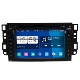 Wholesale Car Radio Gps Chevrolet - Winca S160 Android 4.4 System Car DVD GPS Headunit Sat Nav for Chevrolet Captiva 2006 - 2011 with Radio Wifi Video Stereo