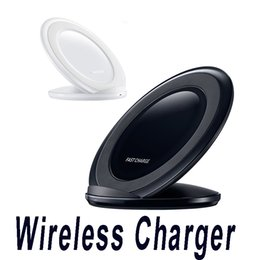 Wholesale Dock Desktop Charger - Fast Wireless Charger Really Quick Desktop Charger For S8 Plus S7 edge S6 S6 edge Plus