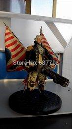 "Wholesale Bioshock Figure - NECA BioShock George Washington PVC Action Figure Collectible Toy 9"" 23CM 1206#06"