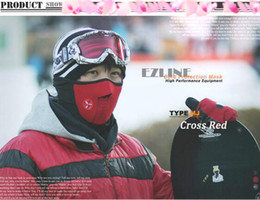 Wholesale Cheap Winter Face Masks - Cheap!!!Wholesale New Cheap Neoprene mask Winter Cycling Half Face Mask Neck Warmer For Ski Snowboard Motorcycling