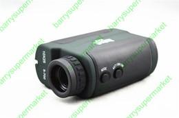 Wholesale Rangefinder Monocular - Wholesale-Binoculars Golf Laser range Distance Meter Rangefinder Range Finder hunting monocular meter 10x25 5-700m hunting LLL
