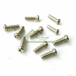Wholesale Diy House Tools - Phillips Screws for DIY Gameboy Shell Housing High Quality Silver Repair Parts Tools Screws for GB GBA GBC