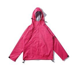 Wholesale New Brand Fashion Outwear - 2016 spring autumn new men's jacket sportswear Men Fashion Thin Windbreaker brand sup jacket Zipper Coats Outwear men's clothing