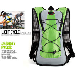 Wholesale Road Bike Bags - Climbing Cycling Bicycle Water Bag Backpack Road Mountain Bike Running Water Bladder Outdoor Equipment Teenager Outdoor Hiking Backpack