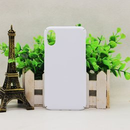 Wholesale Wholesale Iphone Blanks - 100pcs 3D Sublimation blank case for iPhone 8 matte and glossy material