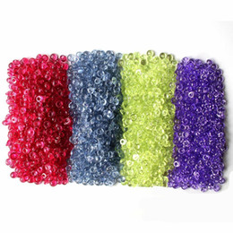 Wholesale Brilliant Beads - Fishbowl Beads for Slime ,100% Plastic Fishbowl Slime Supplies for Artist Adult child DIY Creative Decorative Crafts,200g (4 Color)