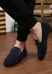 Wholesale Blue Pea - 2016 Spring and summer men's casual shoes Peas shoes British popular men's shoes Peas shoes 009