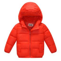 vêtements pour enfants garçons vêtements pour bébés à capuchon solide épais hiver filles bas coton ? partir de fabricateur