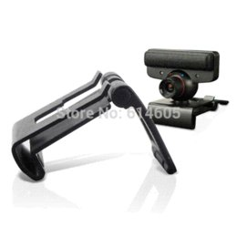 Wholesale Moving Cameras - Adjustable TV Clip Mount Holder Dock Stand for Sony PS3 Move Eye Camera tv antenna connector types
