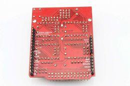 Wholesale Board Cnc Kit - High Quality 3D Printer CNC Shield for Arduino UNO R3 Board CNC Shield Expansion Board GRBL Compatible Electronics DIY Kit 1Pcs
