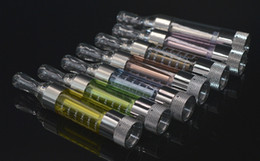 Wholesale Vision Clearomizers Wholesale - T3S Atomizer Clearomizers E Cigarette 3ml Kanger T3S Atomizers Tanks Vith T3S Coils For Vision Spinner Evod Egot VS Mini Protank3 DHL Free