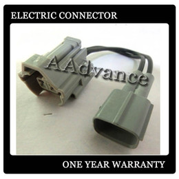 Wholesale Wire 18 Awg - AWG 18 Denso Female To Toyota Male fuel Injector wiring Harness Adapter