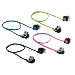 Wholesale Gym Headphones Wholesale - BT-H108 Headphones Wireless Bluetooth 4.1 Sports Stereo Headset Earphones In-Ear Earphone Gym Earbuds Handsfree For Samsung S6 S7 iPhone 7 6