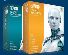 Wholesale Eset Smart Security Years - ESET NOD32 smart security v10 v9.0 1 year 2year 3year 5pc 10pc