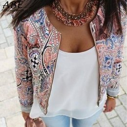 Wholesale Vintage Tracksuits Women - Wholesale- 2015 Autumn Winter Knitted Vintage Sweatshirt Women Slim Zipper Long Sleeve Ladies Casual Hoodies Moletom Feminino Tracksuit 61