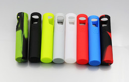 Wholesale Ego Skins - Joyetech Ego Aio Silicone Cover Case Holder For Joyetech Ego Aio Kit Protective Case Cover Colorful Skin For Vaporizer All-in-one Aio Kit