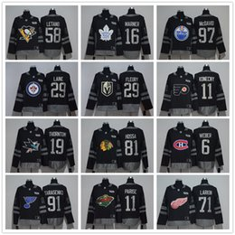 Wholesale Cheap New Hoodies - 2017-2018 New AD 100 Anniversary Centennial USA Ice Hockey Jerseys Cheap Men College Hoodies Jersey Custom All Team