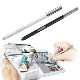 Wholesale Galaxy Note Pen Wholesale - 50PCS High Quality S Pen Capacitive for Samsung Galaxy Note 5 Galaxy Note 10.1 P600 P601 free DHL
