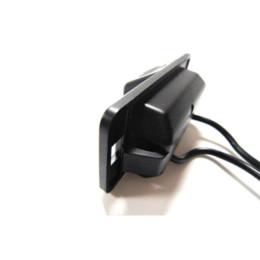 Bmw camara de vision nocturna online-Cámara LED de visión trasera con cámara de monitor LCD para auto BMW sin visión nocturna con pantalla LCD para BMW 1357 series X3 X5