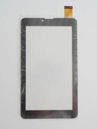 "Argentina Panel digitalizador capacitivo de pantalla táctil 500X de 7 ""para Tablet PC D-TP de 7 pulgadas MTK6572 Suministro"
