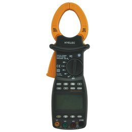 Wholesale Mastech Digital Meter - Wholesale-MASTECH MS2203 3-phase Digital Power Clamp Meter With RS232 cable