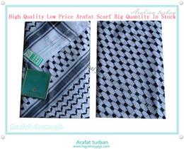 Wholesale Men Shemagh - 2016 new fashion 1pcs lot men jacquard scarf arab shemagh arafat scarves men headband wholesale online superior qualtiy low price HQ030