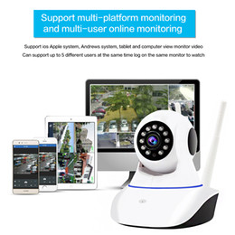 Wholesale Mp Ccd - good quality Home Security Wireless Mini IP Cameras Surveillance Camera Wifi 720P Night Vision CCTV Camera Baby Monitor