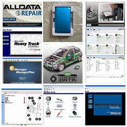 Wholesale Alldata Software For Cars - 2016 Alldata and mitchell on demand softwar 2015+ElsaWin+vivid workshop ect all data 48 in1tb usb hdd work for all car and truck