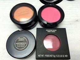 Diferentes fábricas online-Directo de fábrica-- Envío gratis Nuevo maquillaje Cara 6g Sheertone Blush! 24 diferentes colores eligen con nombre en inglés
