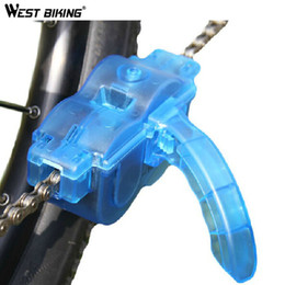 Wholesale Chain Protectors -  Bike Chain Protector Cleaner Cycling Repair Tool Brushes Scrubber Wash Kit Pro Road MTB Bike Bicycle Chain Cleaner Tools Sets