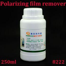 Wholesale Liquid Film - Wholesale-8222 250ml polarizing film polarizingadhesive cleaner for broken polarizer sheet remove liquid for iPhone for Samsung